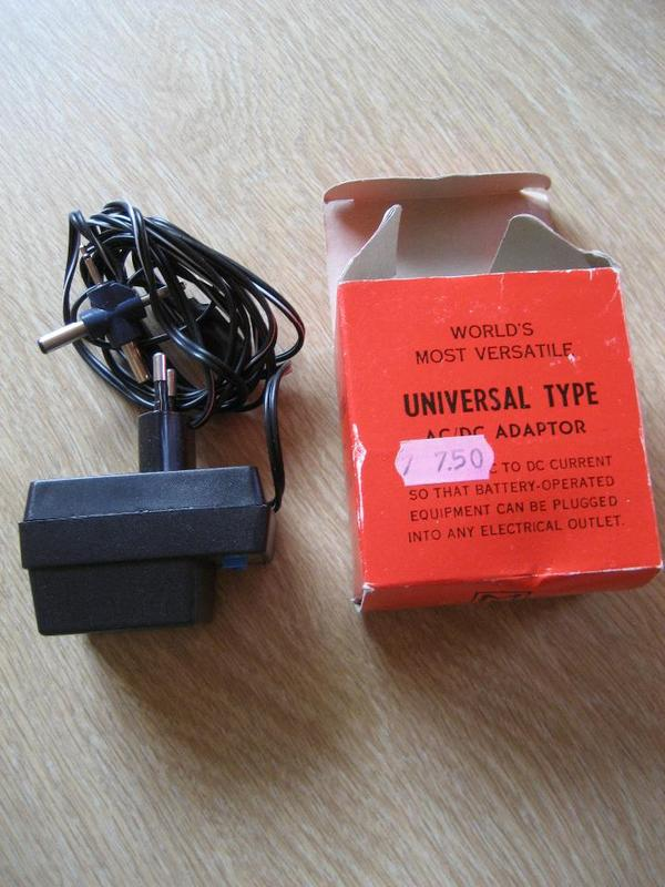 Universal AC DC Adapter z