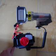 Unterwasserblitz YS-20A,