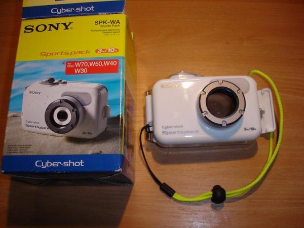 Unterwasserkameragehäuse Sony » Foto und Zubehör