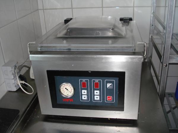 vakuumierer in hamburg gastronomie ladeneinrichtung kaufen und verkaufen ber private. Black Bedroom Furniture Sets. Home Design Ideas