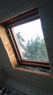 VELUX Dachfenster 114x118