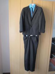 Verkaufe einen 1xgebrauchten Hochzeitsanzug 5-teilig