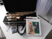 Verkaufe gebrauchtes Altsaxophon