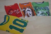 Verkaufe Kleidungs-Paket für Boys 4