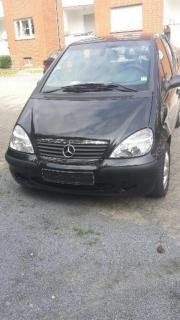 verkaufe Mercedes A-