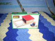 Verkaufe von der Holzeisenbahn Brio
