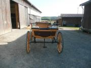 Verkaufe Wagonette für