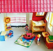 playmobil wohnhaus zubehor gebraucht kaufen nur 4 st bis. Black Bedroom Furniture Sets. Home Design Ideas