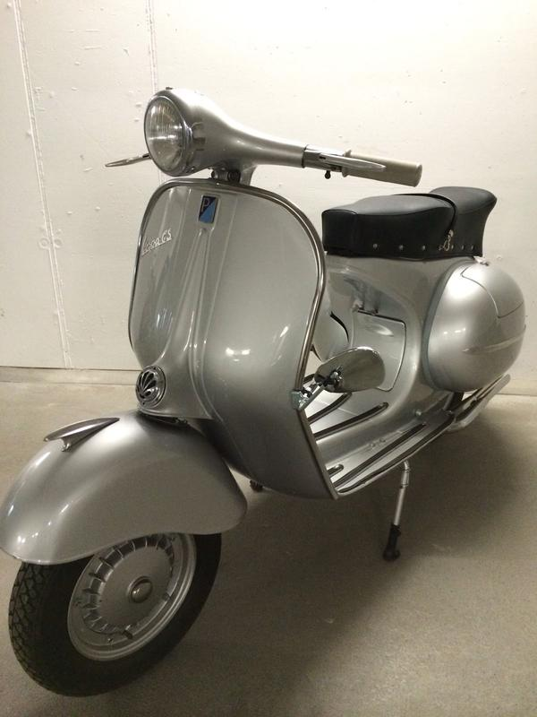 vespa gs 3 150 oldtimer bj 1960 in dresden piaggio. Black Bedroom Furniture Sets. Home Design Ideas