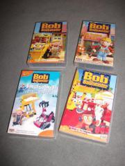 VHS Videos Bob der Baumeister