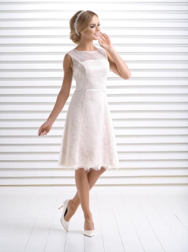 Vintage Brautkleid \'Daisy\' in Größe 40 in Walzbachtal - Alles für ...