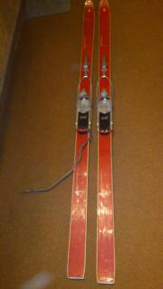 Völkel Vöstra - Wedeln Ski 1968