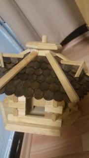 vogelhaus 40 cm