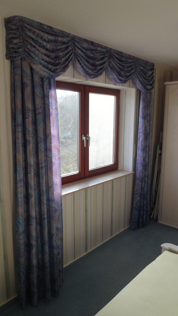 gardinen vorhange emmie knopp vorh nge gebraucht kaufen. Black Bedroom Furniture Sets. Home Design Ideas