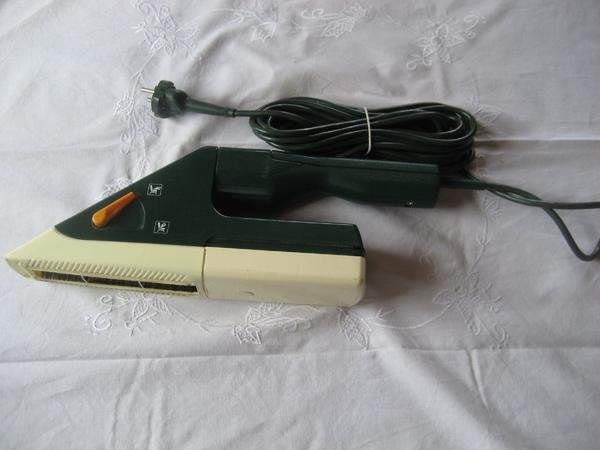 Vorwerk PB 411 Polsterboy, Reiniger für Polster, Polsterreiniger mit Elektroanschluss und 7m Kabel