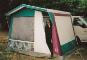 Vorzelt für Campingbus