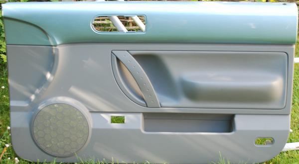 VW New Beetle » Innen- und Zusatzausstattung