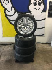 VW Scirocco Alufelgen