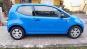 VW up blau