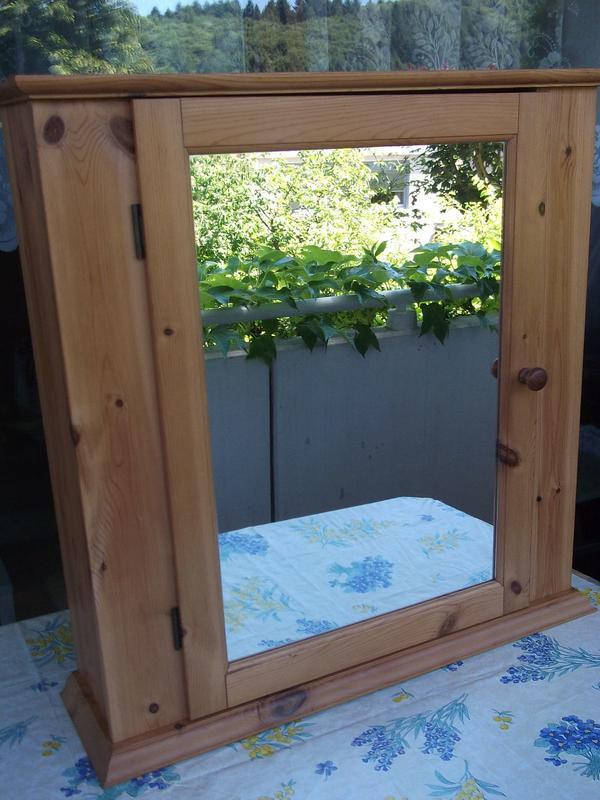 wandschrank spiegel gebraucht kaufen nur 3 st bis 70 g nstiger. Black Bedroom Furniture Sets. Home Design Ideas