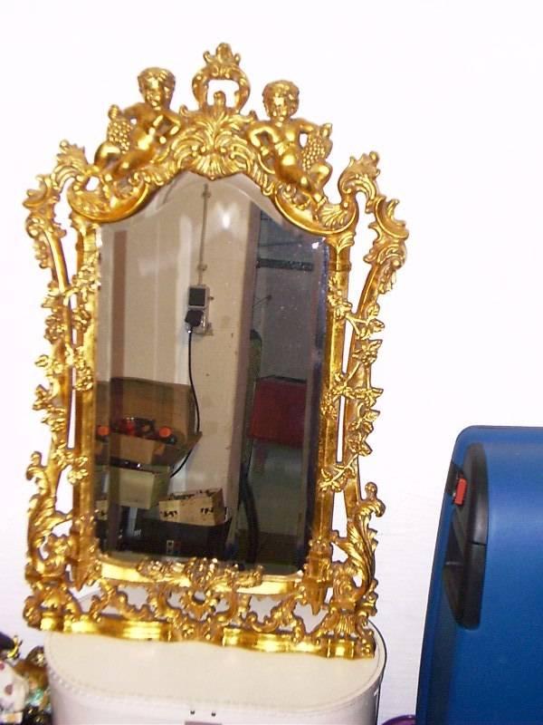 wandspiegel ablage gebraucht kaufen nur 2 st bis 60 g nstiger. Black Bedroom Furniture Sets. Home Design Ideas
