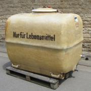 Weintank 1200 Liter