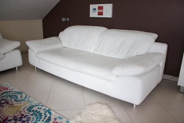 sofa 2 sitzer leder sitzer design sofa zo in dunkelgrau sitzfeldt. Black Bedroom Furniture Sets. Home Design Ideas