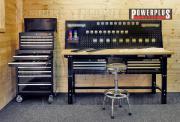 Werkstatt Set - WP 4 - Werkstattwagen -