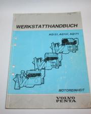 Werkstatthandbuch Volvo Penta -