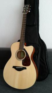 Westerngitarre Yamaha FSX