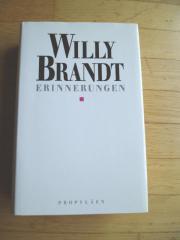 Willy Brandt - Erinnerungen Biographie