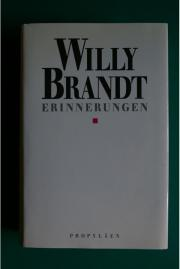 WILLY BRANDT ERINNERUNGEN