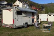 Winterstellplatz für Wohnmobil