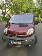 Wohnmobil/Multivan Opel
