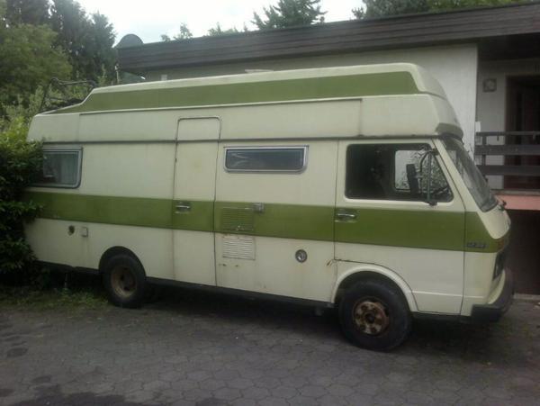 wohnmobil vw lt 35 in m der vw bus multivan caravelle kaufen und verkaufen ber private. Black Bedroom Furniture Sets. Home Design Ideas