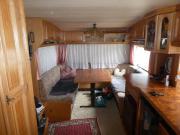 Wohnwagen im Montafon