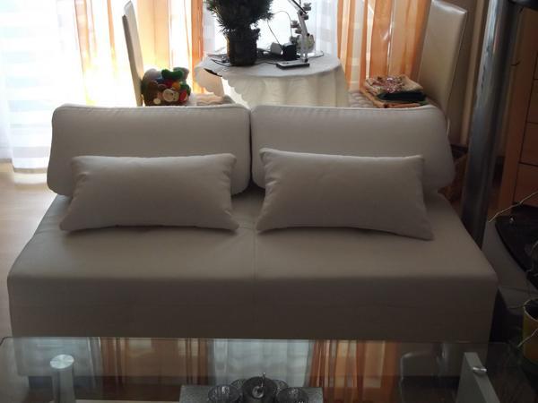 Wohnzimmer Sitzgruppe Polster Sessel Couch