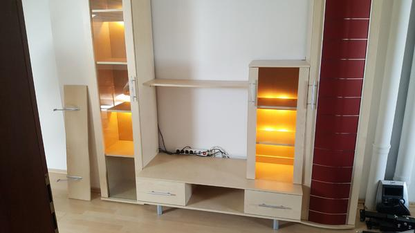 Beleuchtung Fur Wohnzimmerschrank Kaufen Gebraucht Dhd24