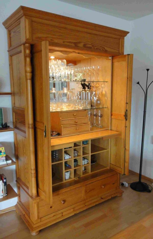 Atemberaubend Wohnzimmerschrank Gebraucht Kaufen Ideen - Die besten ...
