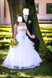 Wunderschöne Brautkleid - Grösse