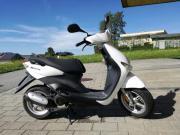 Yamaha Roller Weiss