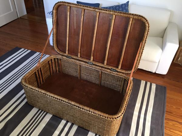 couchtisch rattan neu und gebraucht kaufen bei. Black Bedroom Furniture Sets. Home Design Ideas