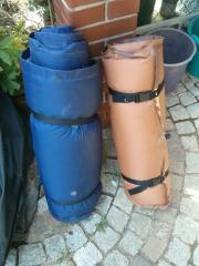 Zwei Selbstaufblasende Luftmatratzen